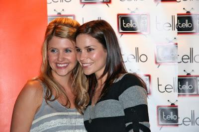 Mandy Musgrave, Gabrielle Christian, Lesbian TV Show Cowgirl Up Premiere lesmedia