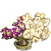 FarmVille Flowery Bonsai II Tree - FvLegends.Com