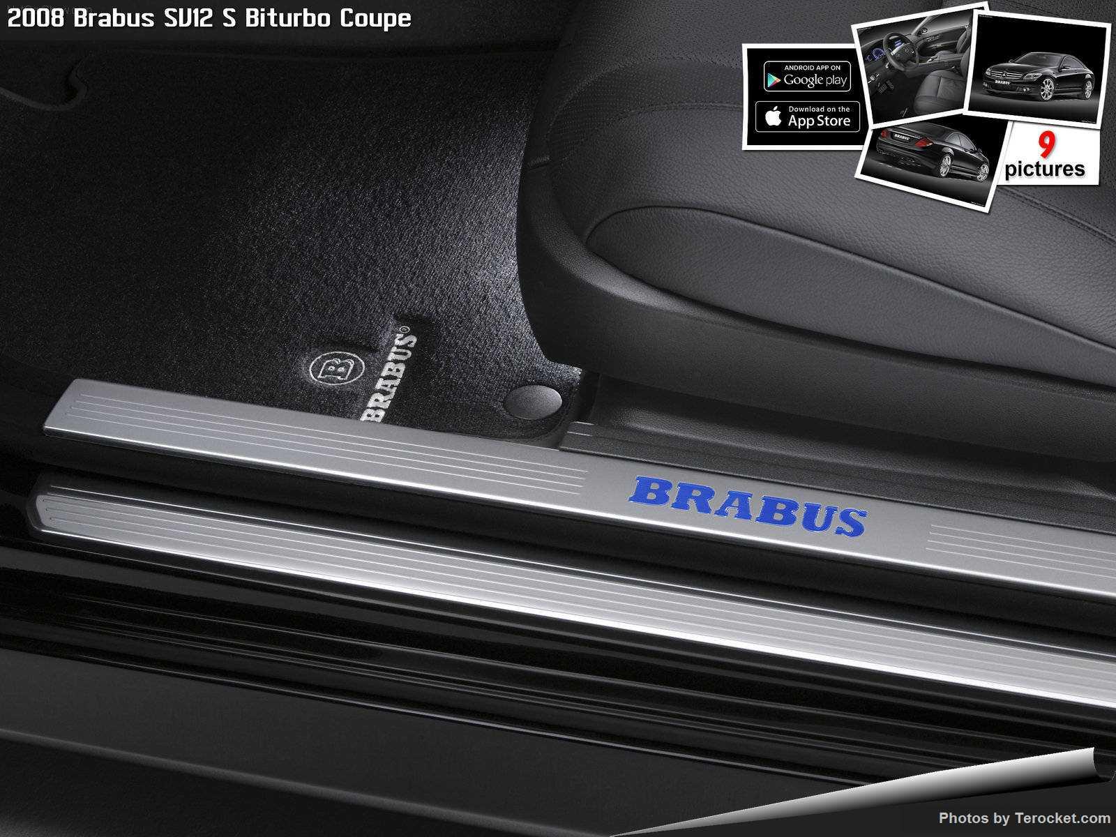 Hình ảnh xe ô tô Brabus SV12 S Biturbo Coupe 2008 & nội ngoại thất