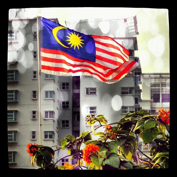 Selamat Hari Merdeka ke 55th Malaysia