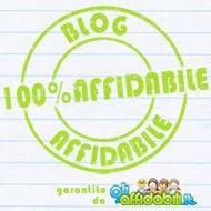 Vincitrice del premio blog affidabile