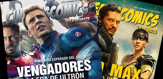 Cinemascomics La revista 9