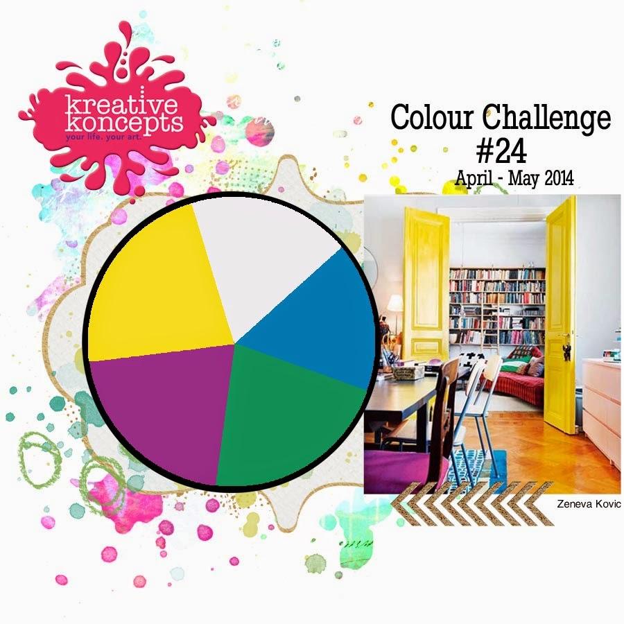 Colour Challenge #24