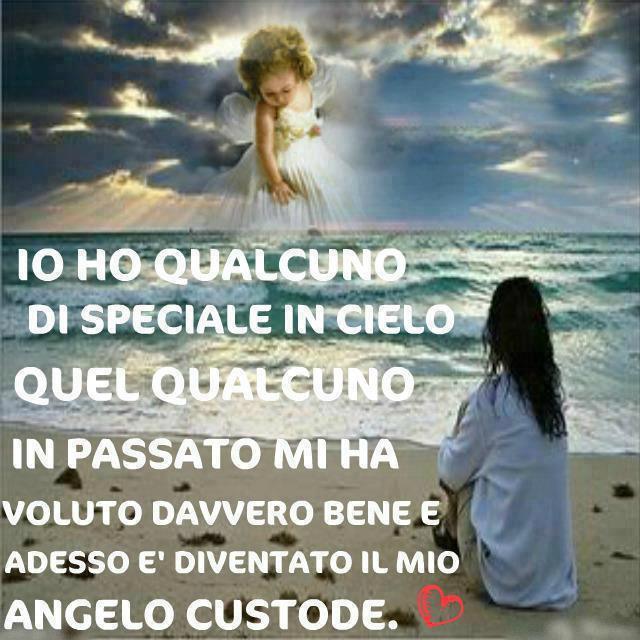 Favorito La Fata dei Fiori: ANGELO CUSTODE.. NG85