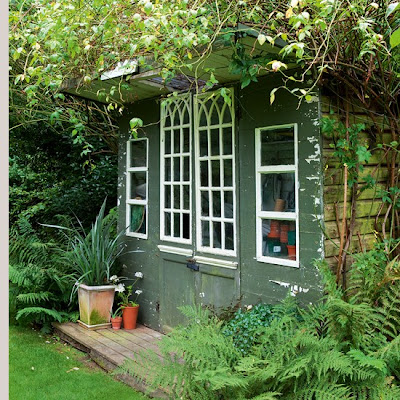 Um jardim para cuidar aproveite a sombra do seu jardim - Garden summer house design ideas ...