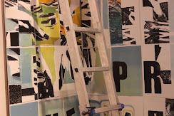 Taller de Arte Impreso Colectivo a cargo de Néstor Goyanes. Sábados 14 y 21 de mayo de 15 a 18hs