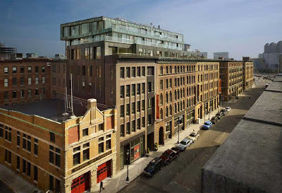 Adaptive reuse heritage conservation