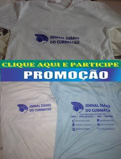 Promoção: Participe e ganhe uma camiseta exclusiva