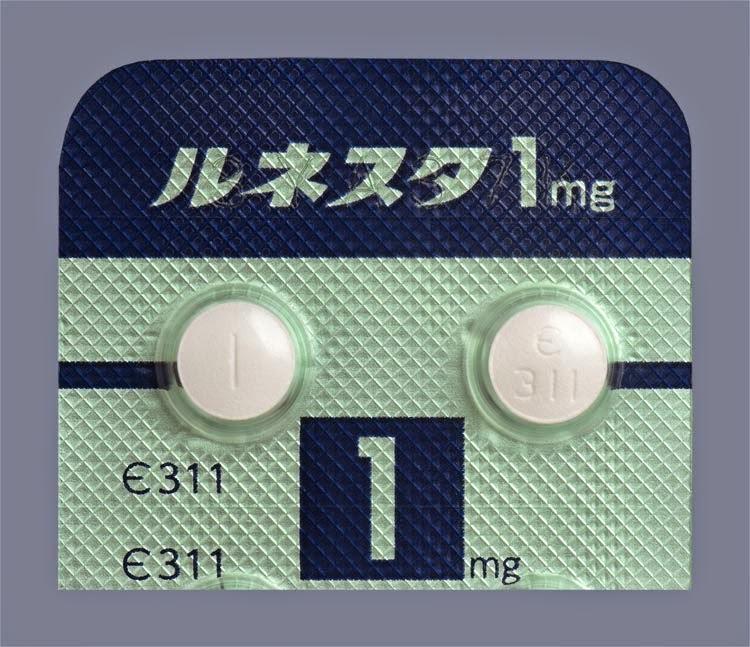 ルネスタの効果と副作用を飲んでいるので紹介します