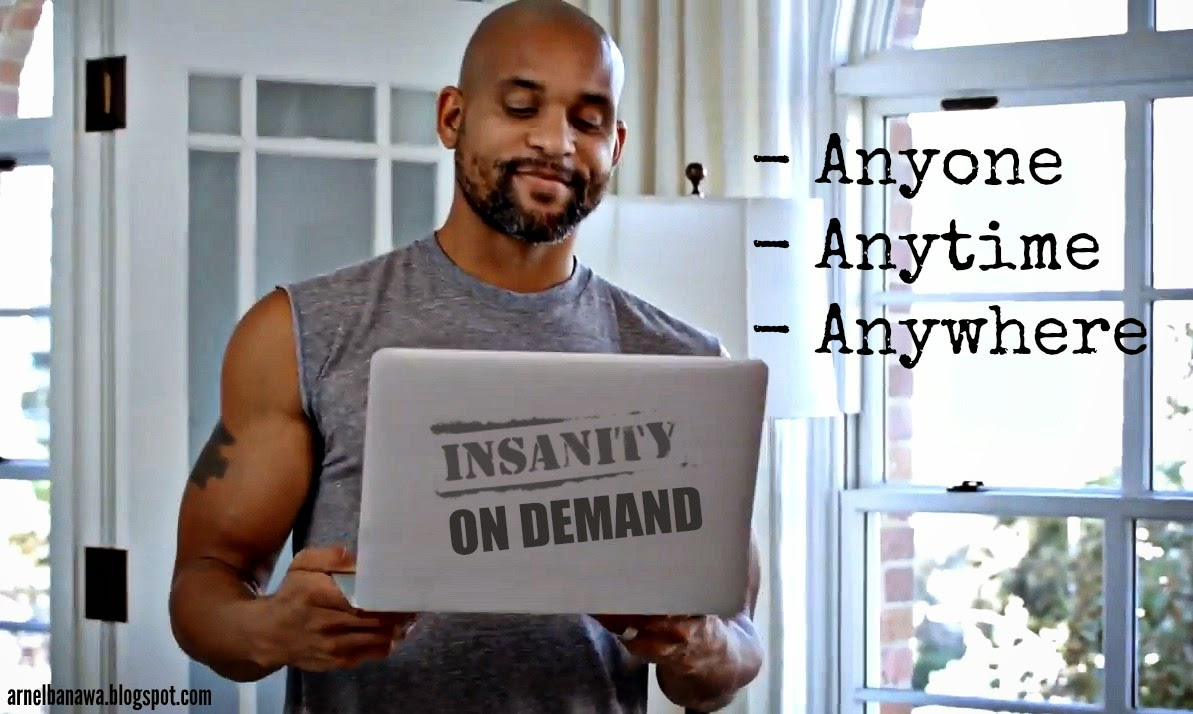 Insanity on Demand - Beachbody on Demand