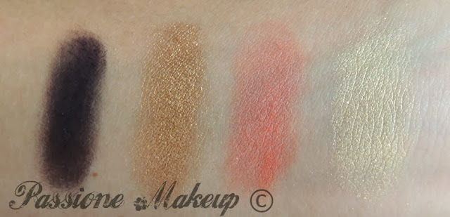 bareMinerals Ready Eyeshadow 4.0 The Next Big Thing swatch