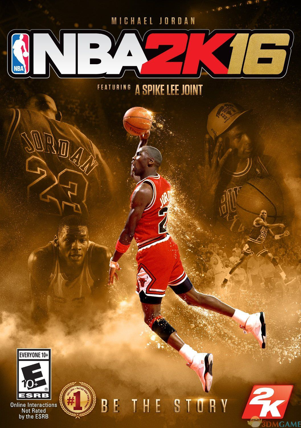 Download NBA 2k16 Full Game Free PC (Michael Jordan Edition - 3DM Cracked)