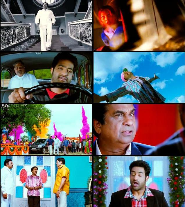 Brindavanam 2010 Dual Audio HIndi 480p BluRay