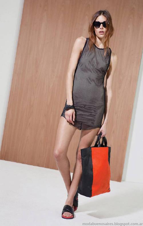Vestidos Maria Cher primavera verano 2014 Moda.