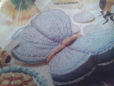 Torta Mariposa