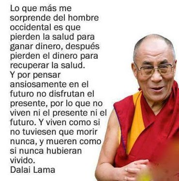Maite dal i lama premio nobel de la paz - Mandamientos del budismo ...