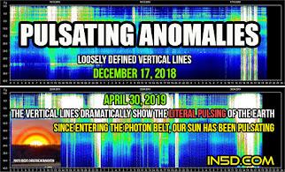 In5D: Pulsierende Anomalien in der Schumann Resonanz und der Sonne