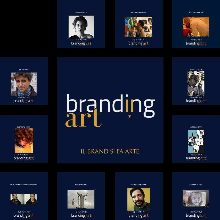 mostre a milano: Branding Art, il Brand si fa Arte, a Milano dal 6 al 5 Giugno 2014