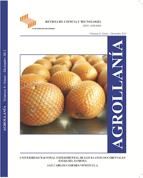 REVISTA AGROLLANA INICIA RECEPCIN DE TRABAJOS 2012