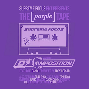 """THE PURPLE TAPE"" DJ COMPOSITION 