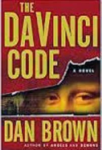 Novel The Da Vinci Code Versi Bahasa Inggris Murah