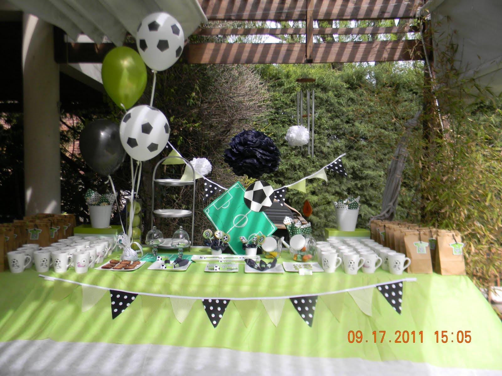 Cumples tematicos septiembre 2011 - Cumple 2 anos decoracion ...