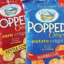 Popped Crisps Coupon