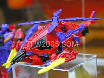 Vortex Transformers Generations Bruticus BOTCON 2012