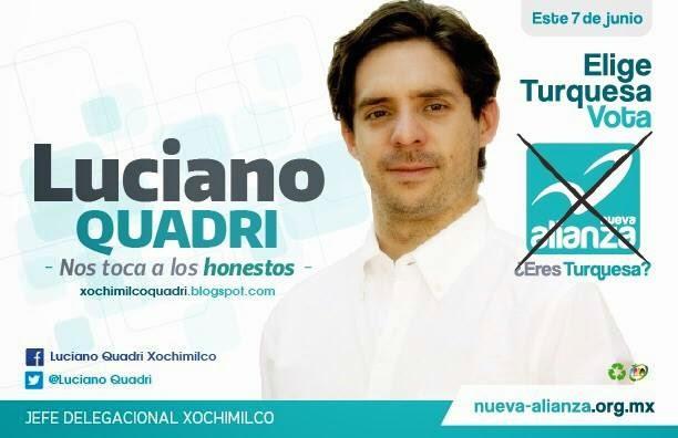 #SomosTurquesa