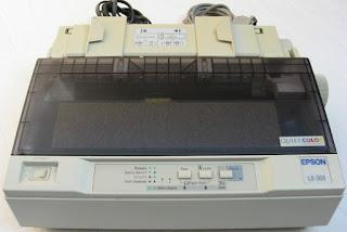 Cara-Install-Printer-Epson-Lx-300