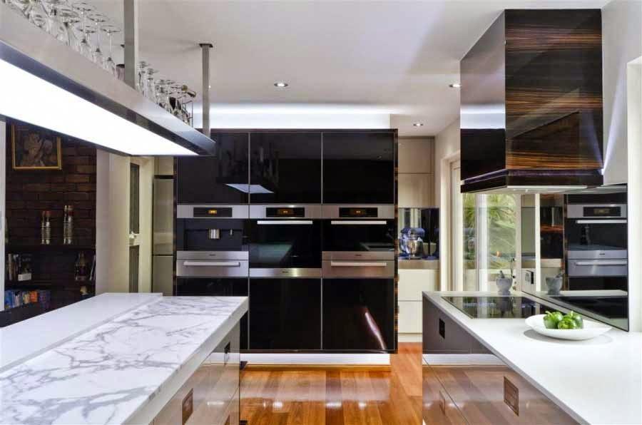 Bahan Kitchen Set Solid Surface Untuk Dapur Rumah