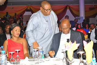 Hit or Miss ; Gov Amaechi Outfit as the Host of Nollywood's Bon Pre - Award Dinner .