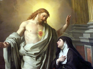 Devoção ao Sagrado Coração de Jesus.