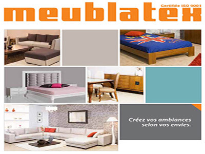 Catalogue Meublatex