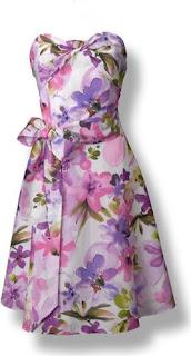 imagens de vestidos com florais