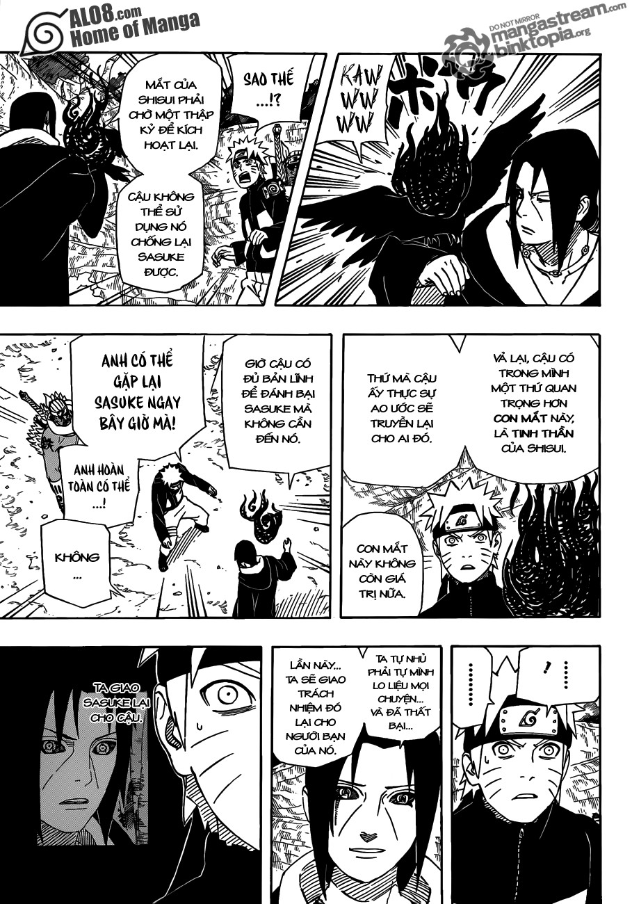 Naruto chap 552 Trang 11 - Mangak.info