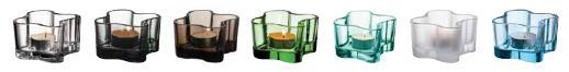 Alvar Aalto votive candles