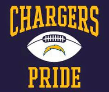 chargers Pride