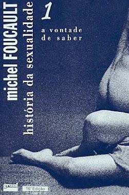 História da sexualidade: a vontade de saber, de M. Foucault