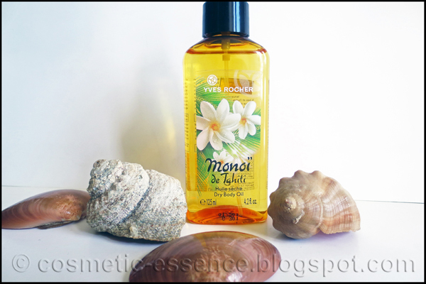Yves Rocher Monoi Dry Body Oil
