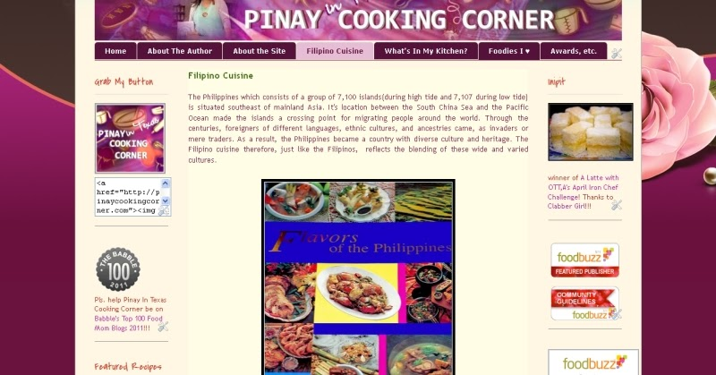 Texas pinay cooking