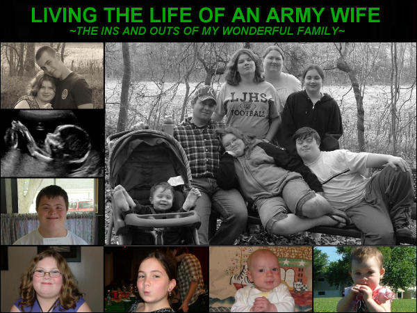 Living the life of an Army Wife