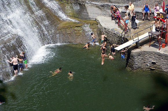 Americas best swimming holes