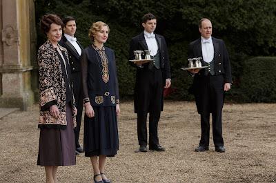 Elizabeth McGovern in Downton Abbey Season 6