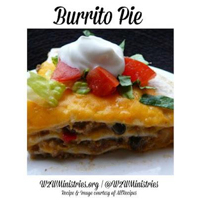 #Burrito #Pie