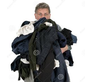 Gunakan pakaian yang tepat menghindari keringat