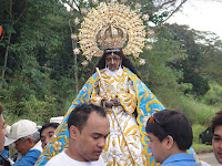 Colaique miracle celebration Antipolo