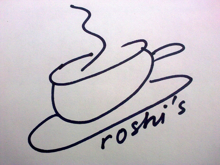 ROSHI'S cup-of-tea