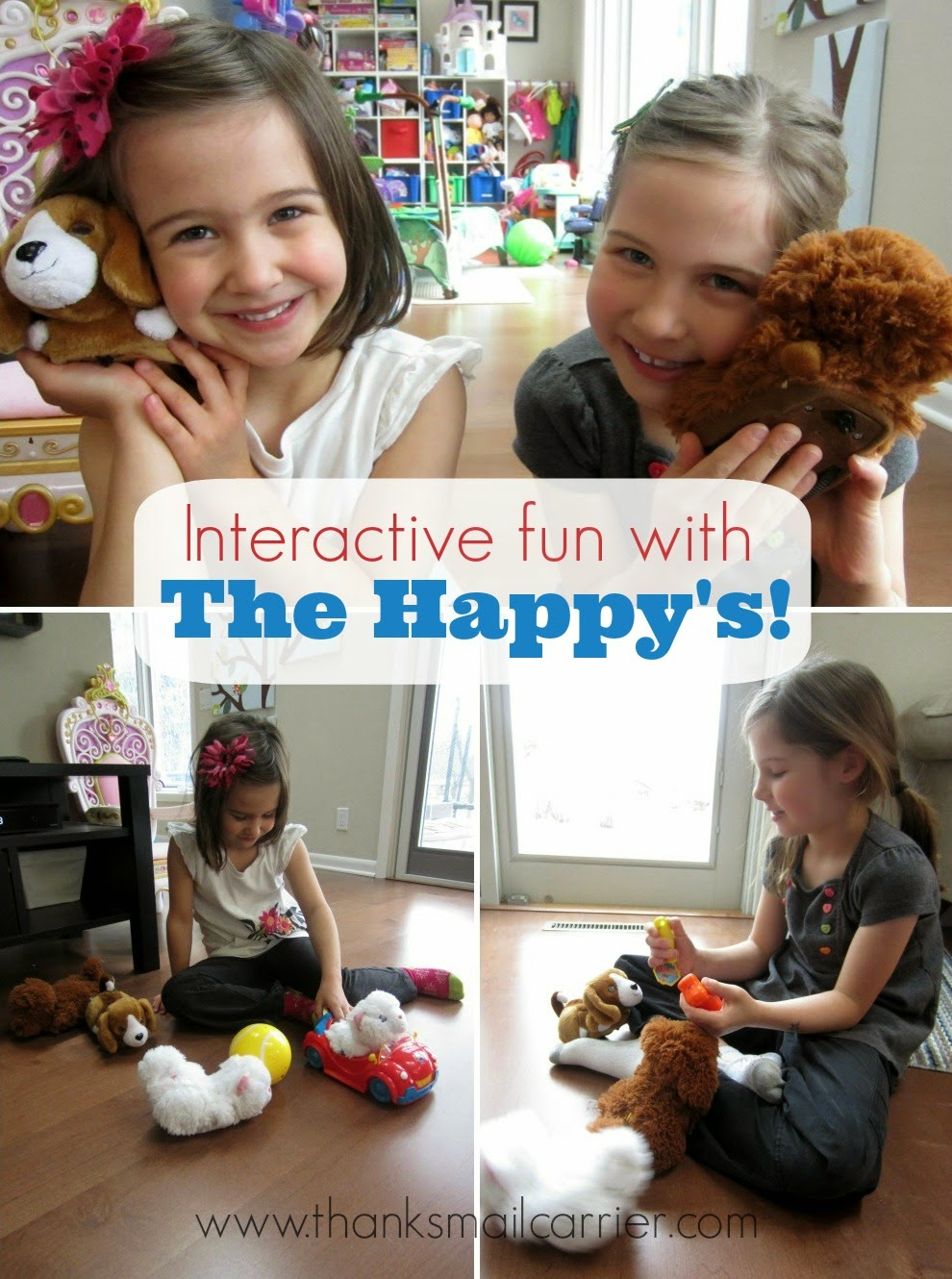 The Happy's pets review