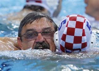 Rebecca Adlington Nuotatore Giochi Olimpici di Londra 2012 Celebrità Maschera-NUOVO